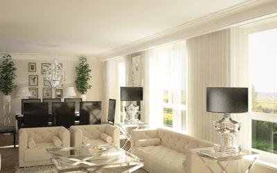 Apartament Saska – Warszawa