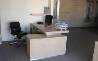 Biuro w apartamencie – Warszawa