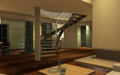 Koncepcja przebudowy domu w Słupsku